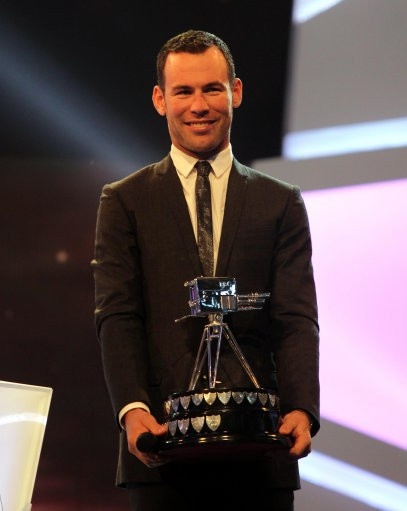Mark Cavendish-BBC Sports Personality of the Year