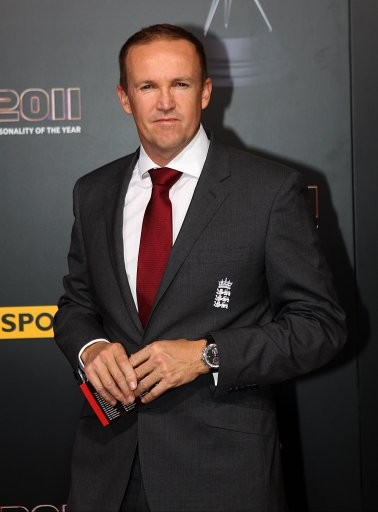 Cricket Coach Andy Flower