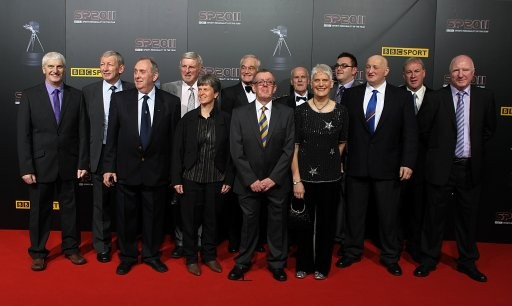BBC Sports Award ceremony