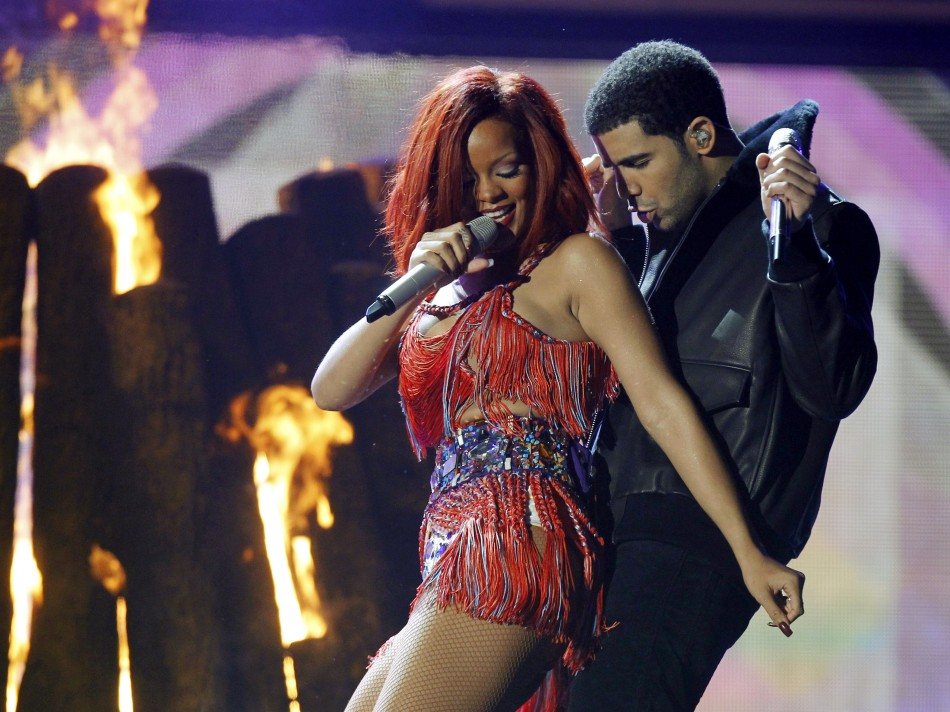 Rihanna and Canadian rapper Drake are completely inseparable.