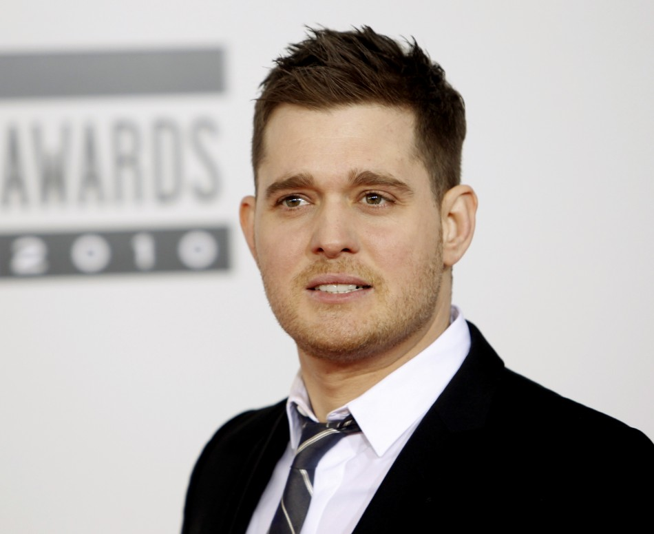 "Michael Buble brings ""Christmas"" to ""CityVille"""