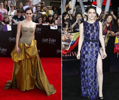Emma Watson and Kristen Stewart