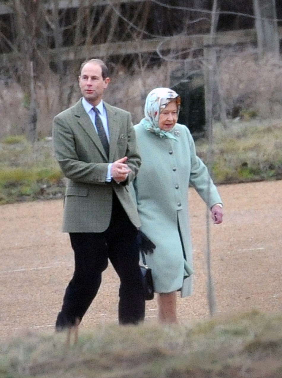 Prince William, Harry and Other Royals Visit Recovering Grandfather in Hospital