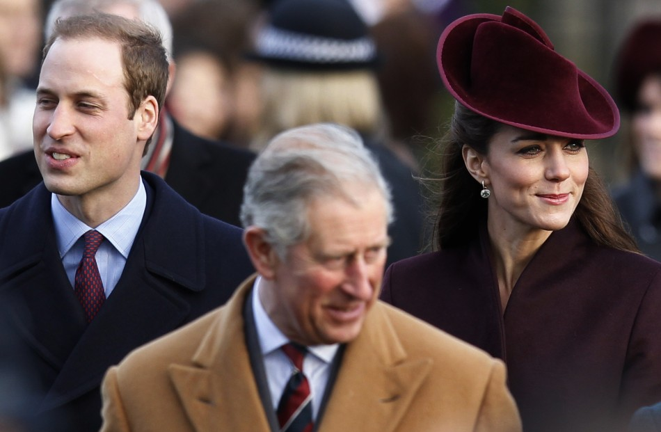 Royal Heart-to-Heart: Prince Charles Talks about Being a Grandfather to William and Kate's Baby, Harry's Deployment [PHOTOS]