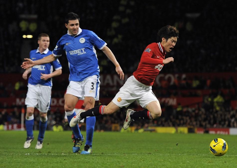 Machester United-Wigan Athletic