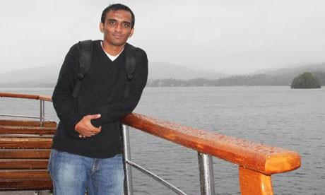 Anuj Bidve credit Greater Manchester Police