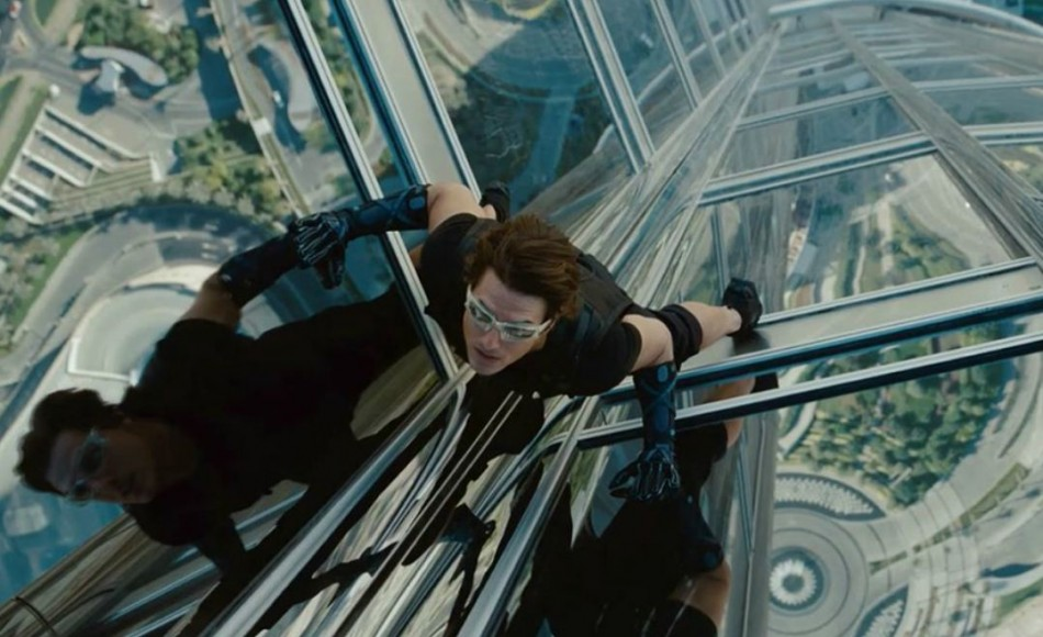 Tom Cruise Mission Impossible tops box office