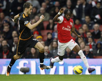 Arsenal-Wolves