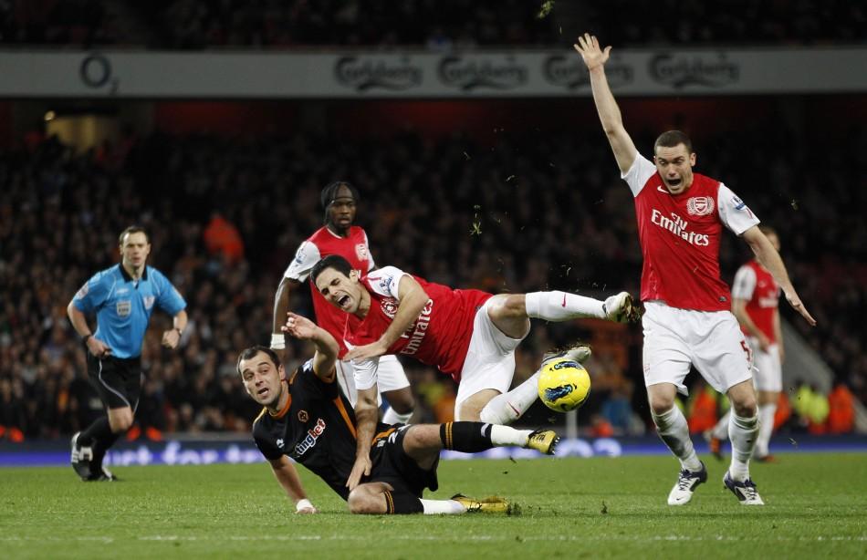Wolves-Arsenal