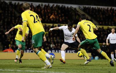 Tottenham Hotspur-Norwich City