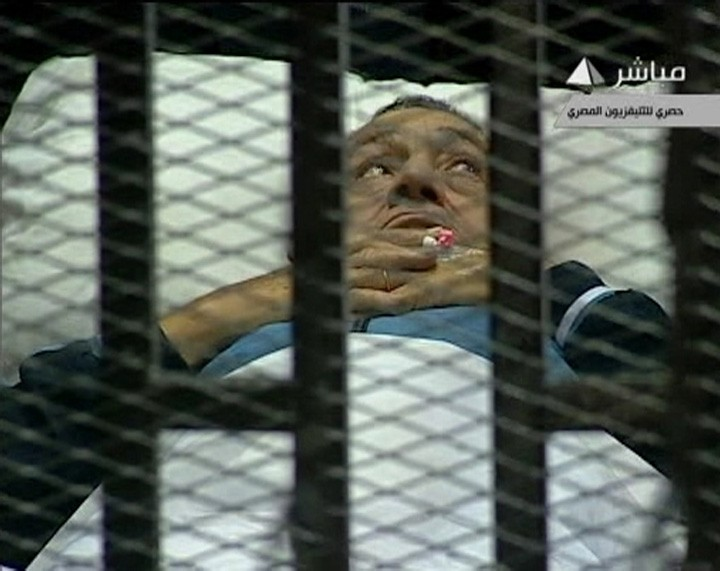 Hosni Mubarak sentenced to life in prison