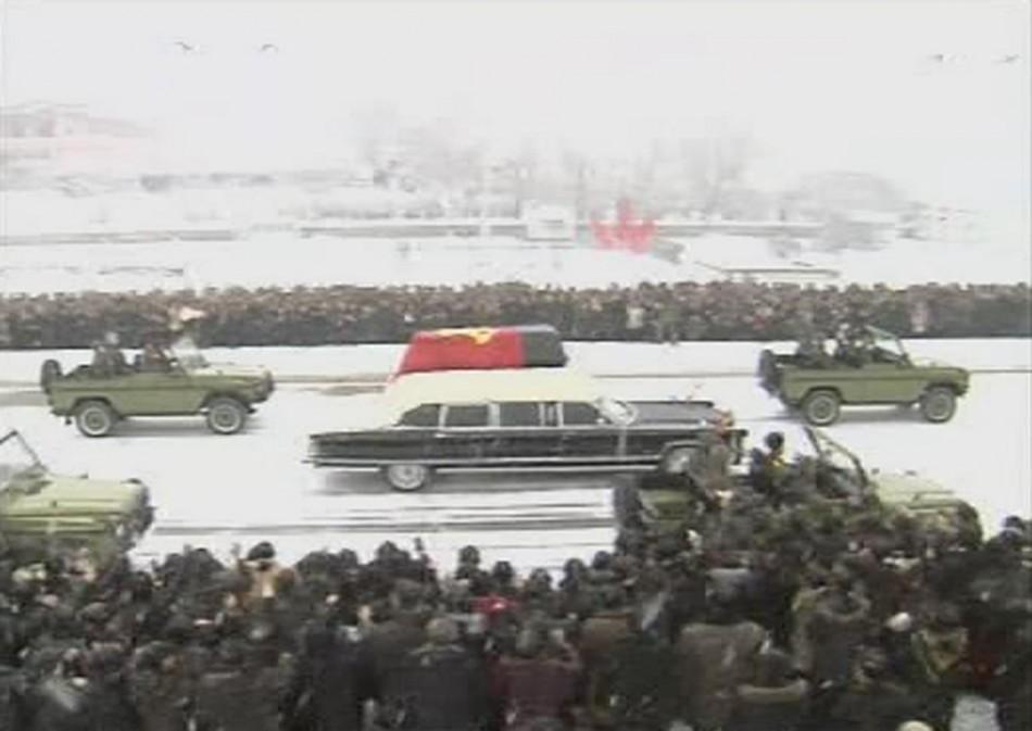 Kim Jong-il Funeral