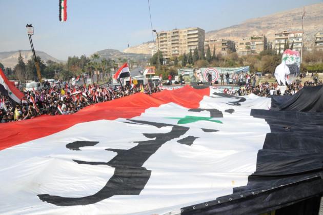Arab league Syria