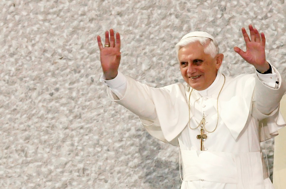 Pope Benedict has signalled his firm opposition to same-sex marriage