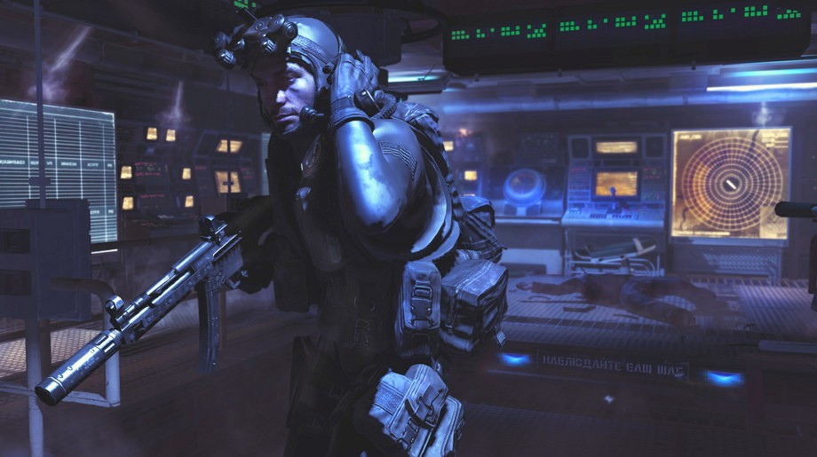 Call of Duty: MW 3 screenshot 1