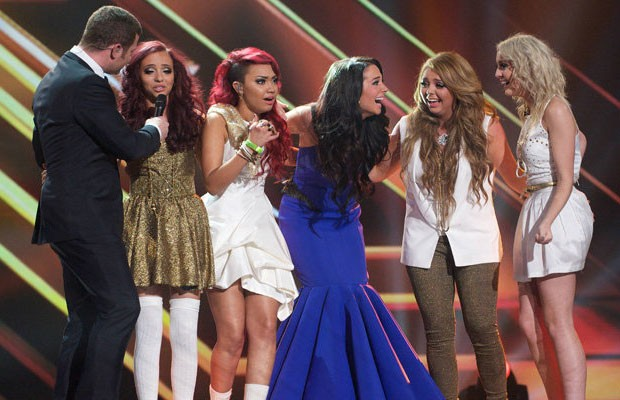 Little Mix Crowned 2011 X Factor Winners
