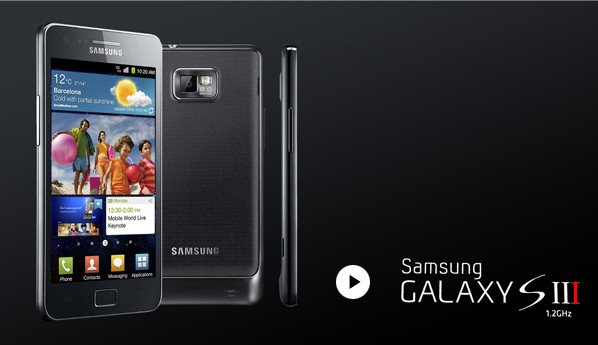 Samsung Galaxy S3 Rocket Set for 2012 MWC Barcelona Landing