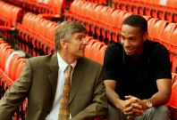 Arsenal, Henry, Wenger