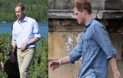 Prince William  Harry