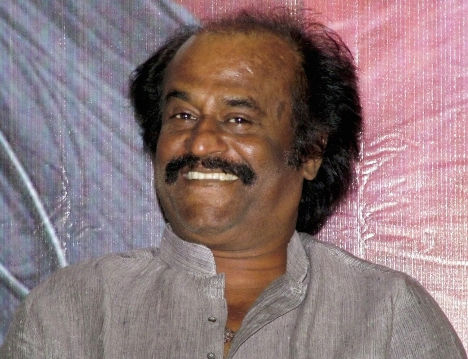 Rajinikanth (Reuters)