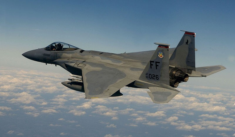 U.S. Signs Deal to Sell Boeing F-15 Jets to Saudi Arabia