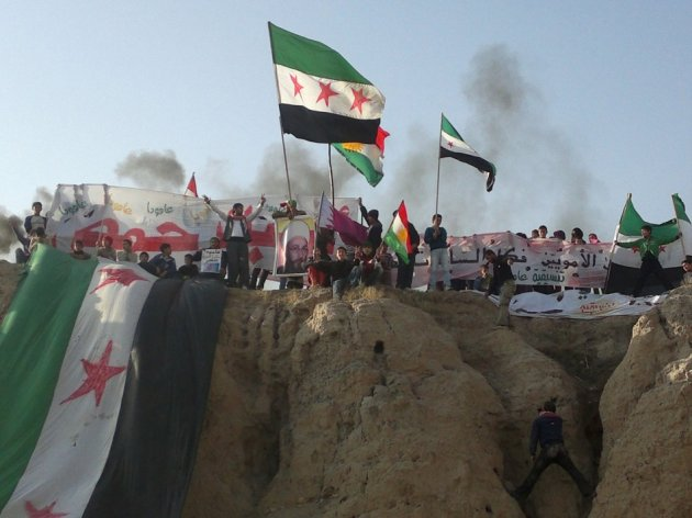 Clashes in Syria
