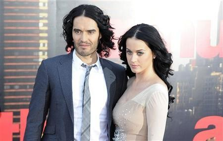 Russell Brand-Katy Perry 14-month marriage over