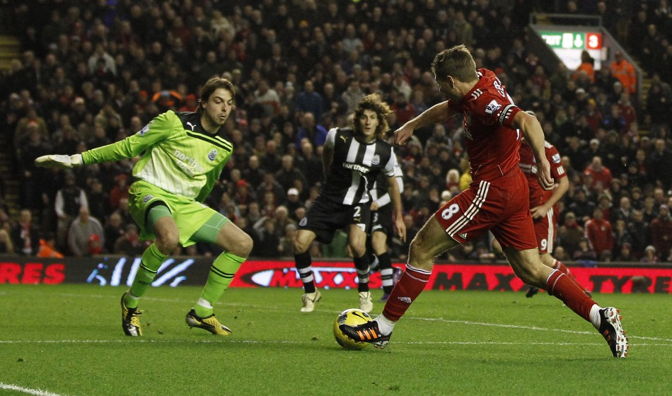 Liverpool-Newcastle United