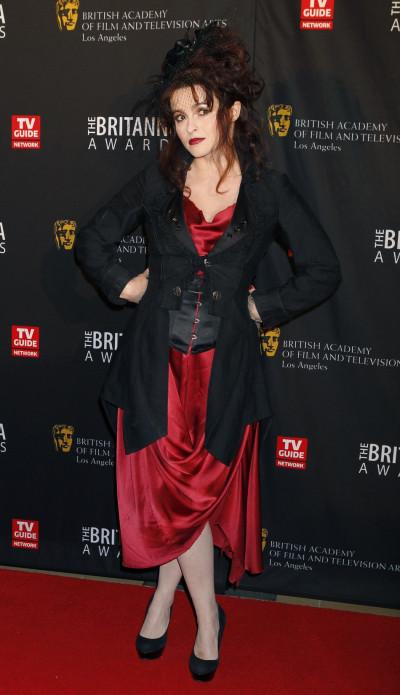 Top 10 Quirky Fashion Moments of Helena Bonham Carter CBE