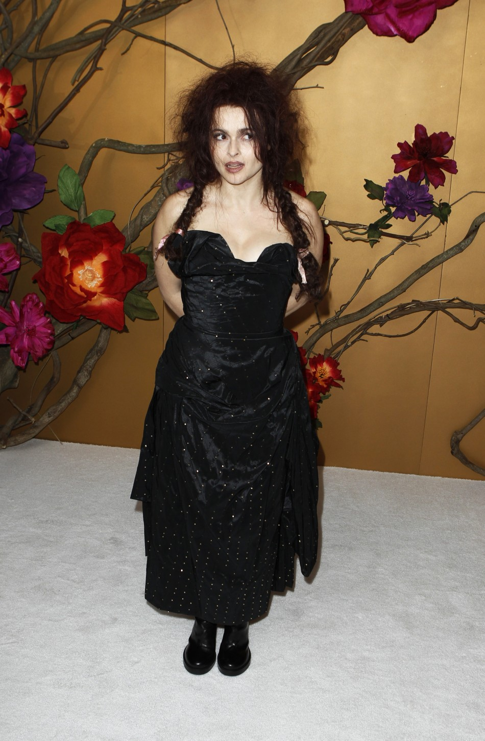 Top 10 Quirky Fashion Moments of Helena Bonham Carter CBE