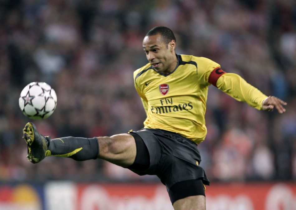 Arsenal, Thierry Henry