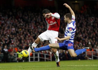 Arsenal-QPR