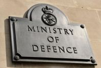 Ministry of Defence software fail