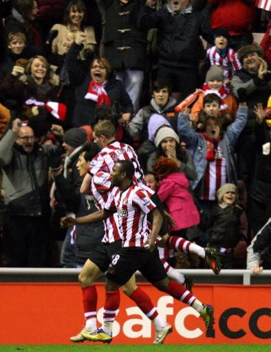 Manchester City-Sunderland