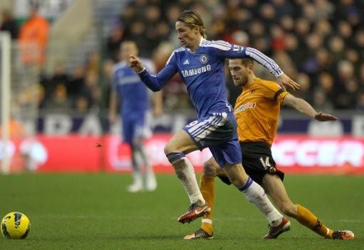 Chelsea-Wolves