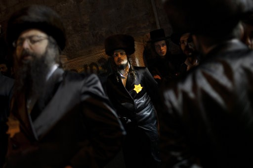 Ultra- Orthodox protest