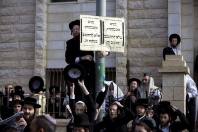 Ultra- Orthodox Jewish Groups
