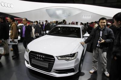 Audi A6 3.0T Quattro