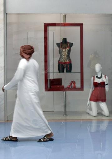 A lingerie Shop