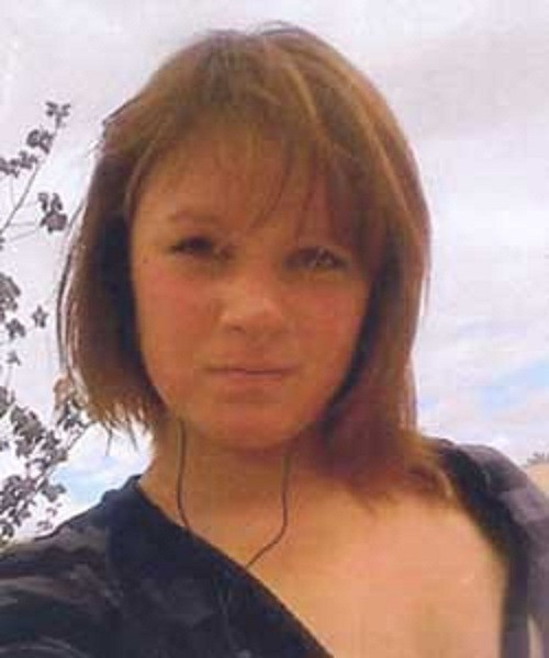 Alisa Dmitrijeva was reported missing by a relative on September 6 and was last seen in King's Lynn, Norfolk, 10 miles from the royal retreat on August 31. (pic missingpeople.org)