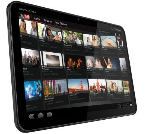 Top Ten 10-inch Tablets