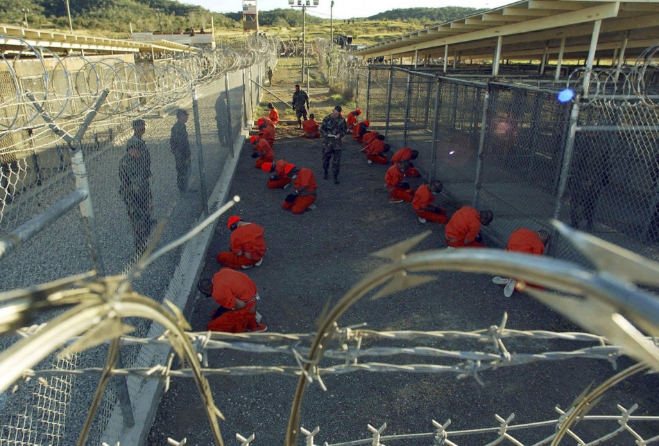 Taliban leaders may be released from Guantanamo