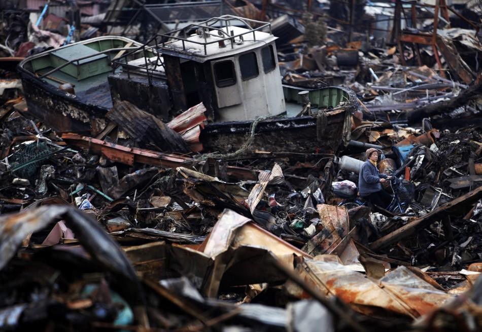 Asian company insurance tsunami
