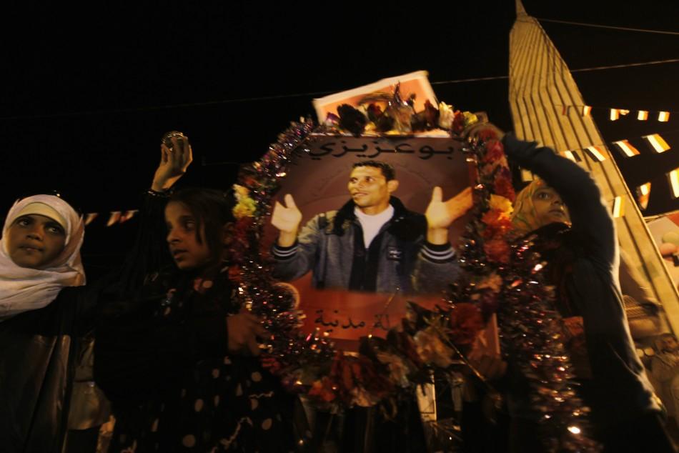 Mohammed Bouazizi death