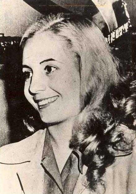 María Eva Duarte de Perón