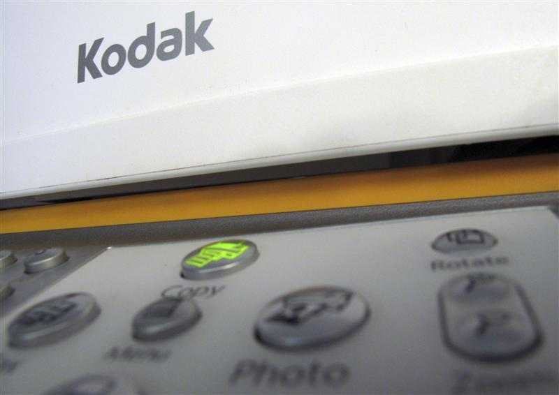 A Kodak 5500 color all-in-one printer is shown in Encinitas