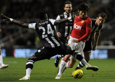 Manchester United-Newcastle United
