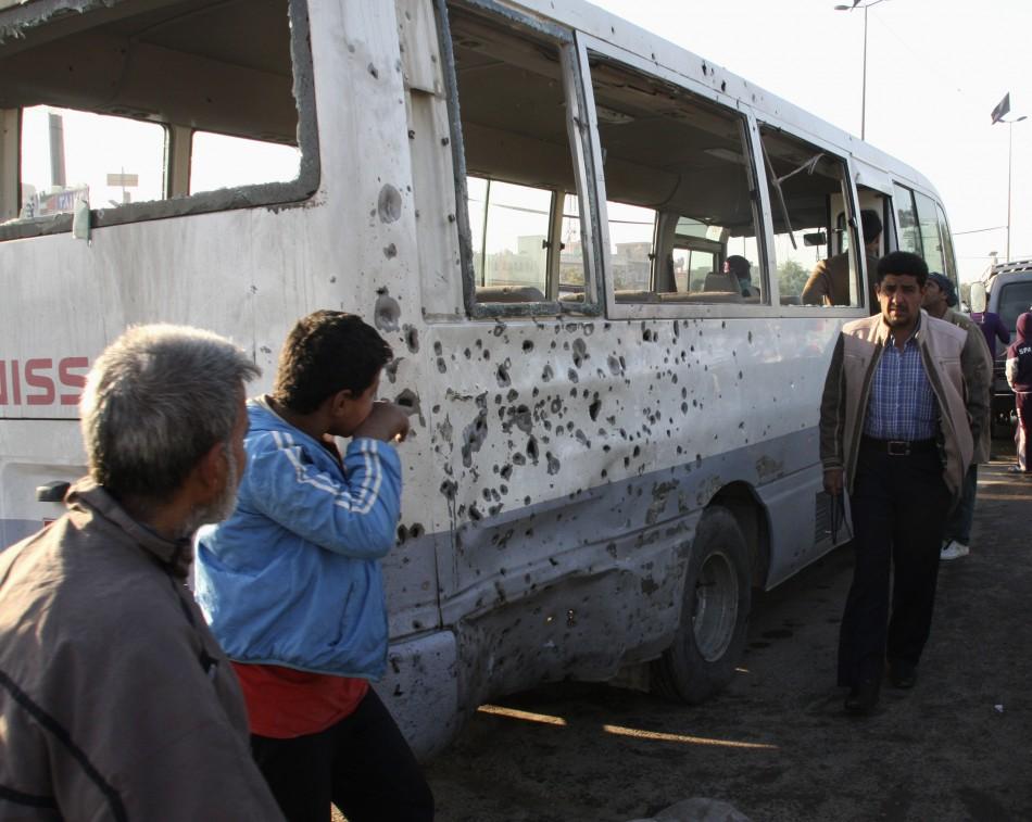 Iraq blasts kill 29