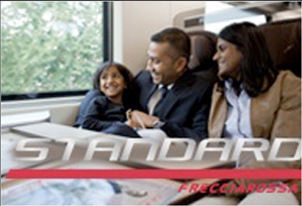 Trenitalia racist advert