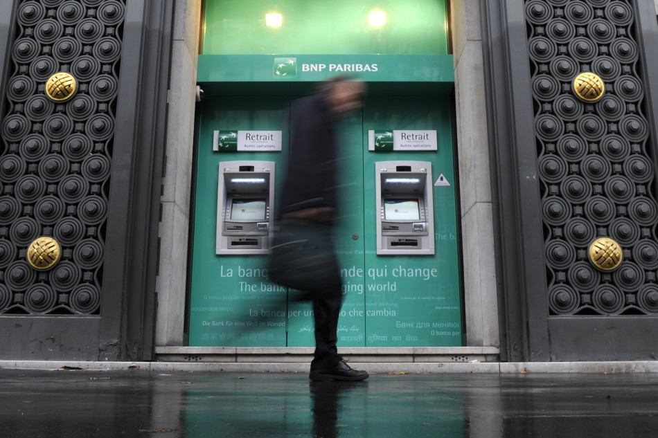 European Banks to be Bailed Out